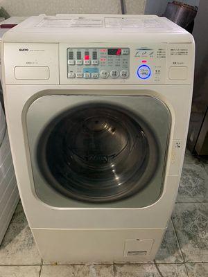 Thanh lý mây giặt aqua giặt 9kg sấy khô 6kg