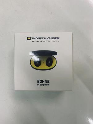 Tai nghe Bluetooth Bohne - Thonet Vander (Đức)