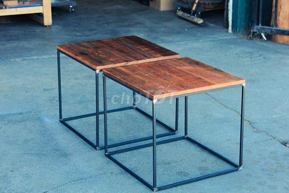 Nhận đóng bàn ghế cafe