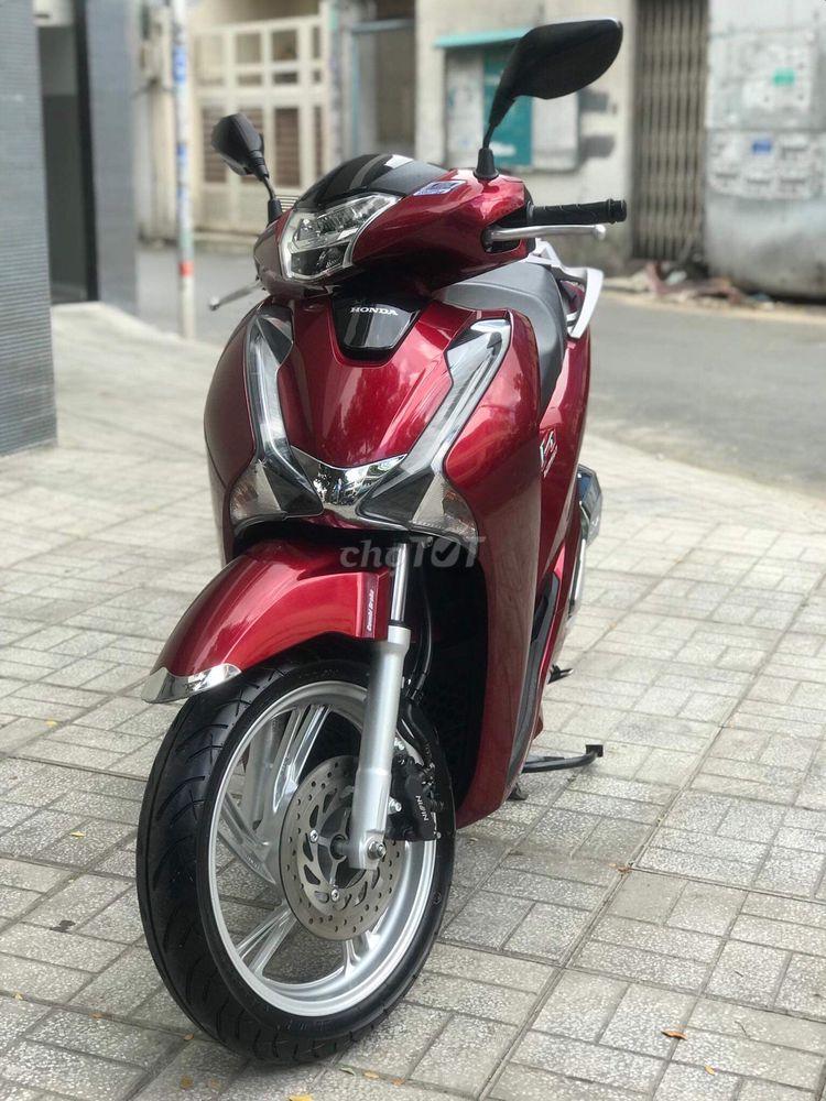Honda SH 125cbs 11/2018 3000km