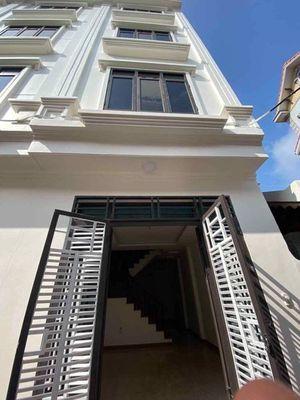 Nhà mới ở ngay,Kim Chung, Hoài Đức, 38,5m2 *4 tầng