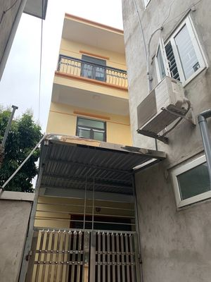 Nhà 3 tầng tổ dân phố Hoà Bình, Dương Nội.