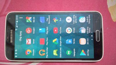 Samsung Galaxy S5 Đen Ram 2g - 16 GB