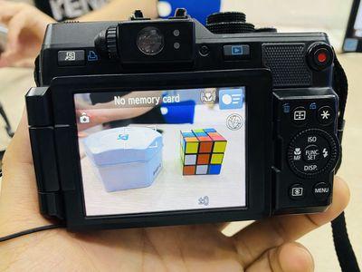 Canon G1X màn hình xoay quay Vlog  rẻ chất lượng
