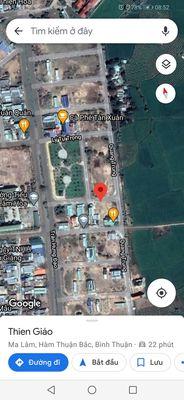 Đất trung tâm thị trấn Ma Lâm