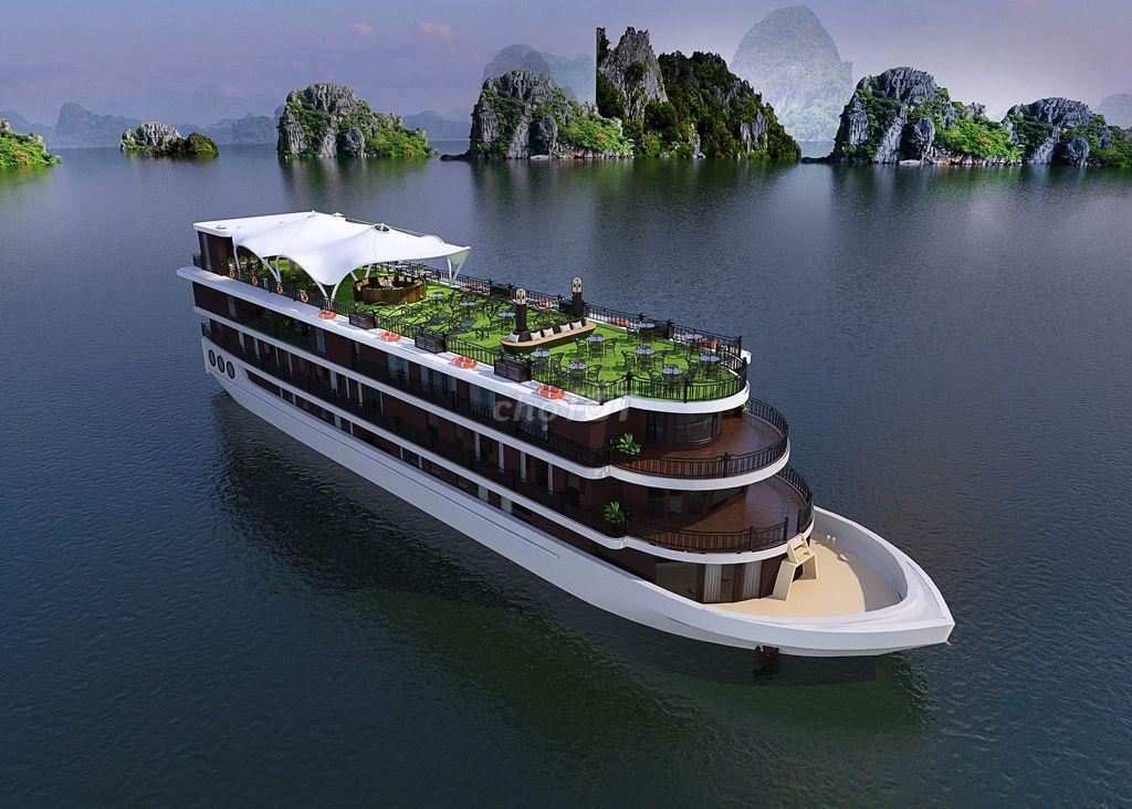 Combo siêu khuyến mãi 3 ngày 2 đêm tàu & khách sạn