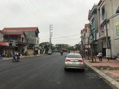 Bán đất khu vực Trung Châu Đan Phượng Hà Nội