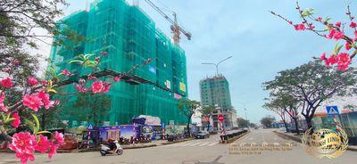 Chung cư Khu đô thị Đông Nam Thủy An 61.4m² 2PN
