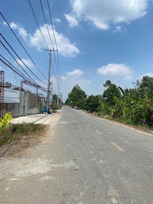 Cần bán đất mặt tiền đường Lê Đình Chi.