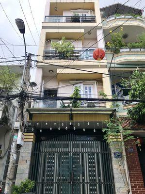 Nhà đẹp 4 tầng đường Phạm Phú Thứ, P.11, Tân Bình