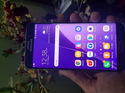 Samsung Galaxy S6 Edge Plus Xanh dương nguyên zin.