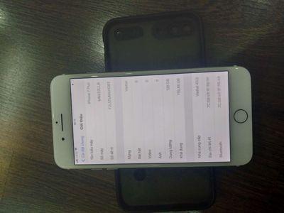 Apple iPhone 7 plus Vàng hồng 128 GB