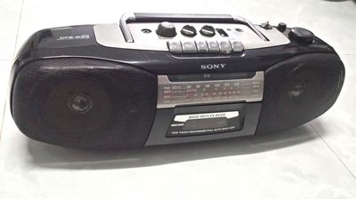 Sony b5s radio cassette zin