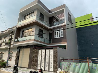 Biệt thự đường Phan văn hớn gần chợ Đại Hải-9 x14m