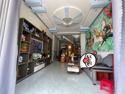 Nhà 2 lầu siêu đẹp khu thới nhựt 2 giá 4ty750