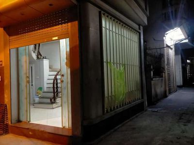 Lạc Trung - 30m×4T - nhỉnh 2tỷ - nhà đẹp - gần phố