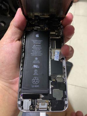 Xác iphone 6 icloud
