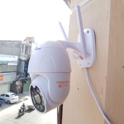 Camera wifi yoosee 3mpx, xoay 360, soi đêm có màu