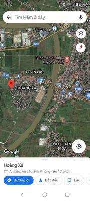 Phố Hoàng Xã Thị trấn An Lão