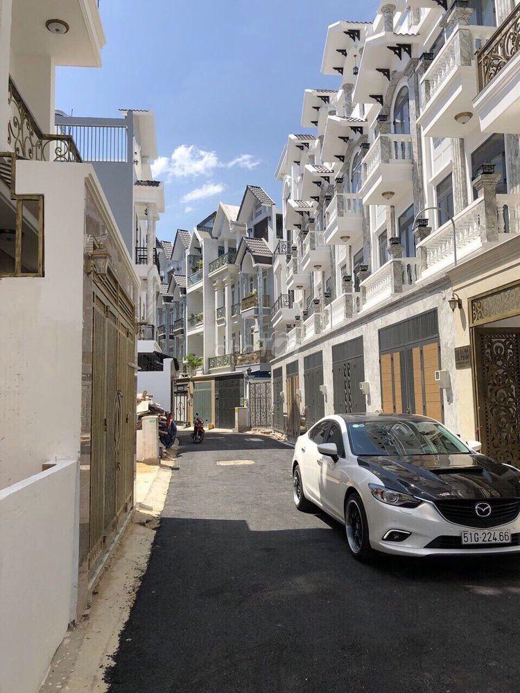Nhà HXH Phạm Văn Chiêu,3 lầu 60m2 giá đầu tư