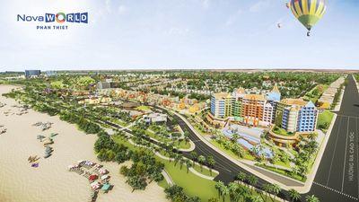 Bán Nhà phố NovaWorld Phan Thiết 120m2 LS 13% năm!