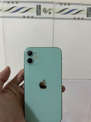 Iphone 11 128Gb Xanh Quốc Tế Mỹ đẹp keng