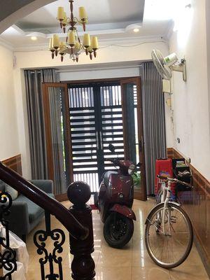 Nhà 1 trệt 2 lâu 45m2 đuong Tân Hải, Tan Bình