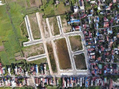 Đất Dự an CentralPark Dương Kinh, giá chỉ 1,580 tỷ