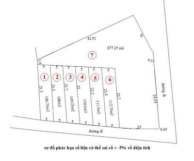 Đất Bán Đất Ven Các KCN Lớn Trên Bắc Giang 100m²