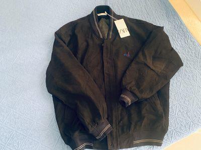 Áo khoác đen Size L