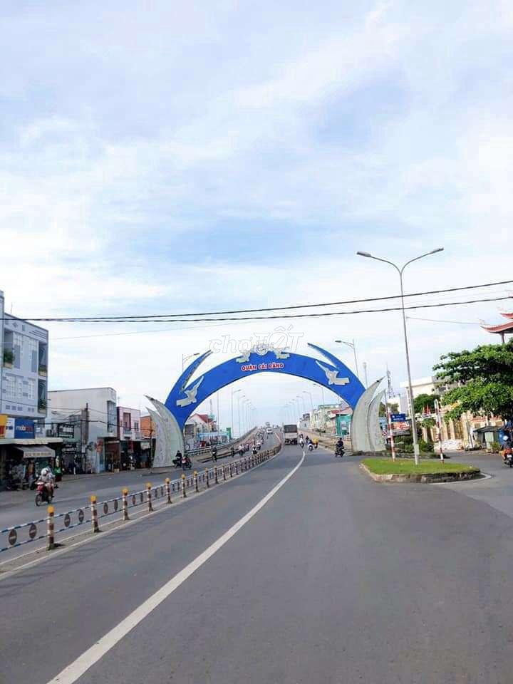 Bán nền hẻm đường Phạm Hùng, P. Lê Bình,Q. CR