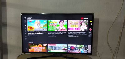 Smart tivi Samsung 43in 4k ultra HD wifi mới 98%.