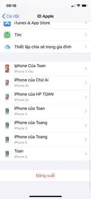 Nhiều Xác Iphone 5s,5G
