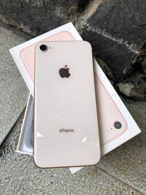 Iphone 8 gold 64gb quốc tếvn tại FPT bh 05/2021
