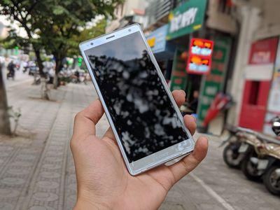 Xperia XZ2 Quốc Tế -Cấu hình khủng, Snap 845,Ram4G