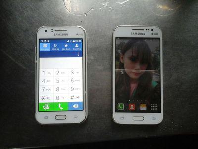 Bán Samsung J1 và Samsung G360 con rat moi