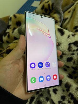 Samsung Galaxy Note 10 Plus 5G hàn trắng 2 sim
