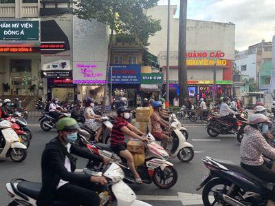 Mặt tiền Nguyễn Tri Phương-Nguyễn Trãi.5x22m 40 Tỷ