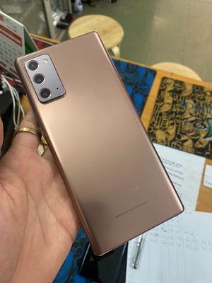 Note 20 5G 8/256GB Snapgragon 865+ Quá Khoẻ