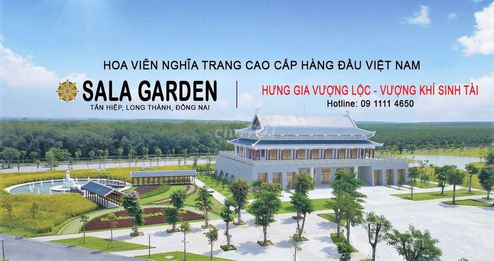 Dịch vụ Nghĩa Trang cao cấp Sala Garden