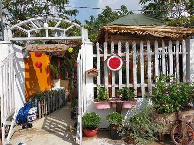 Bán nhà full thổ cư giá 600 triệu Phú An Hoà, BTre