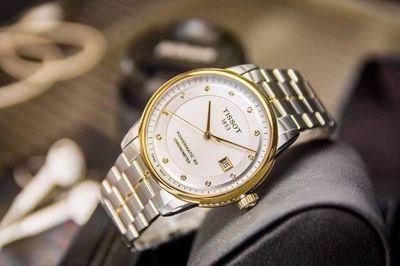 Tissot Luxury DemiGold T086.408.22.036.00
