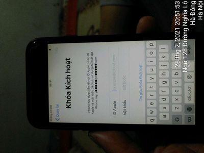 Apple iPhone 6 Bạc 32 GB bản hàn xẻng KH/A