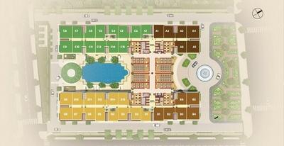 Chung cư Quận 8 62m² 2PN, Dream Home Palace