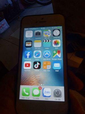 Apple iPhone 5 Bạc quốc tế full