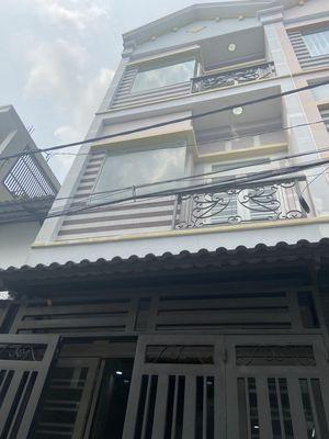 Kẹt tiền bán gấp nhà SHR 4x10 đường Nguyễn Thị Tú