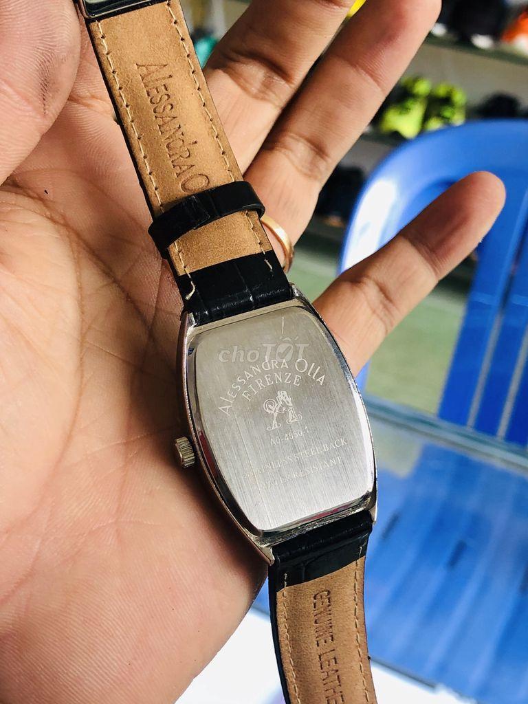 0368339113 - Đồng hồ  Hiệu ALLESSDRA olla