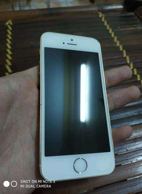Iphone 5s hàng công ty Vn/a vỏ mạ vàng đẹp