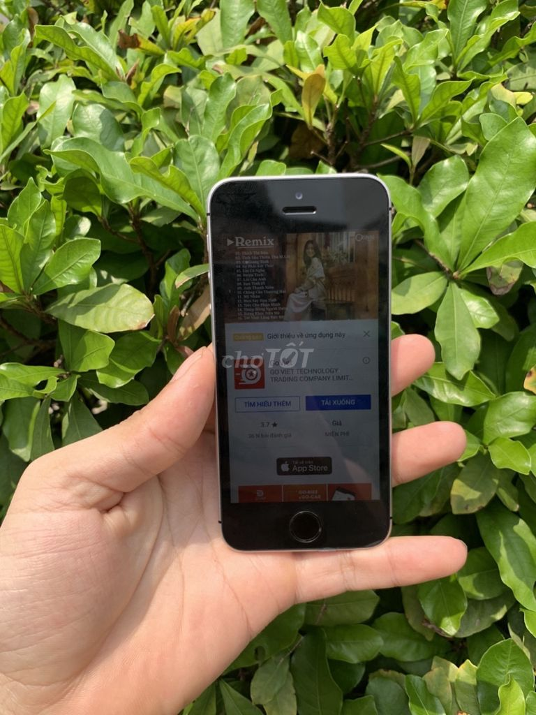 IPhone 5SE zin nguyen con Pin 96%