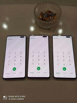 Sam sung  S10 5G Full màu, 256gb và 512gb